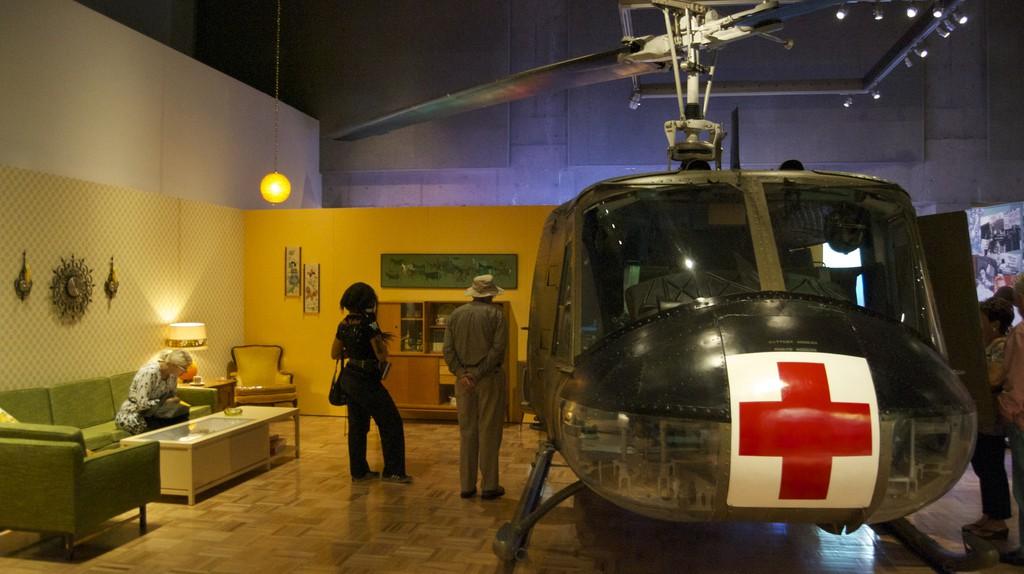 Med-evac Huey