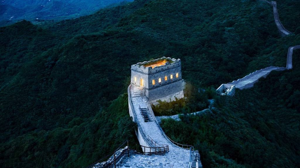 A New Airbnb Is Opening on the Great Wall of China