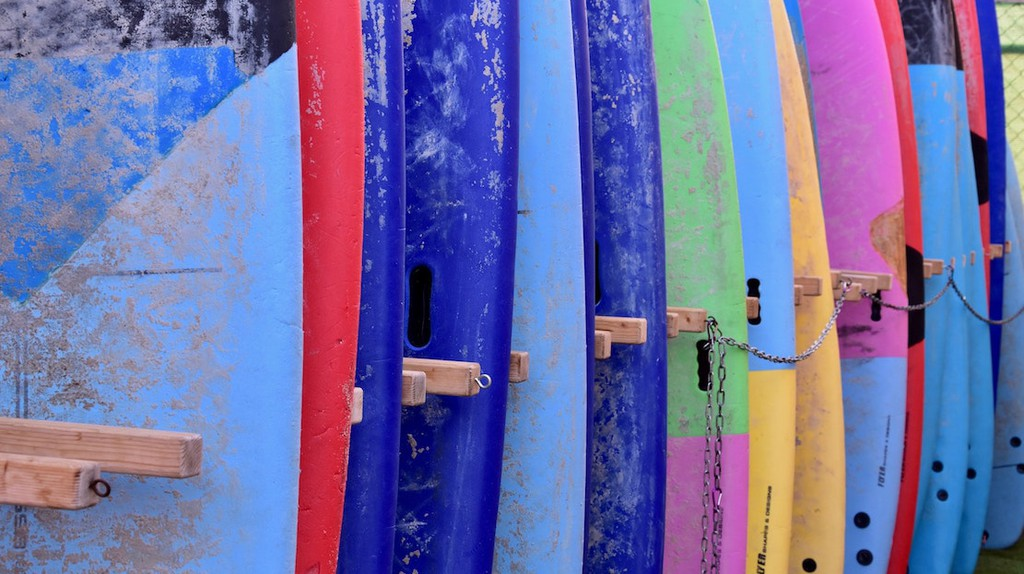 The Perfect NYC Summer Weekend: Yoga, Meditation and Surfing at Rockaway Beach