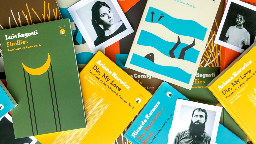 Charco Press is a leading UK publisher of Latin American literature