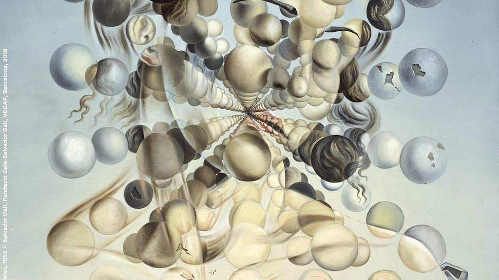 Gala Placidia by Salvador Dalí