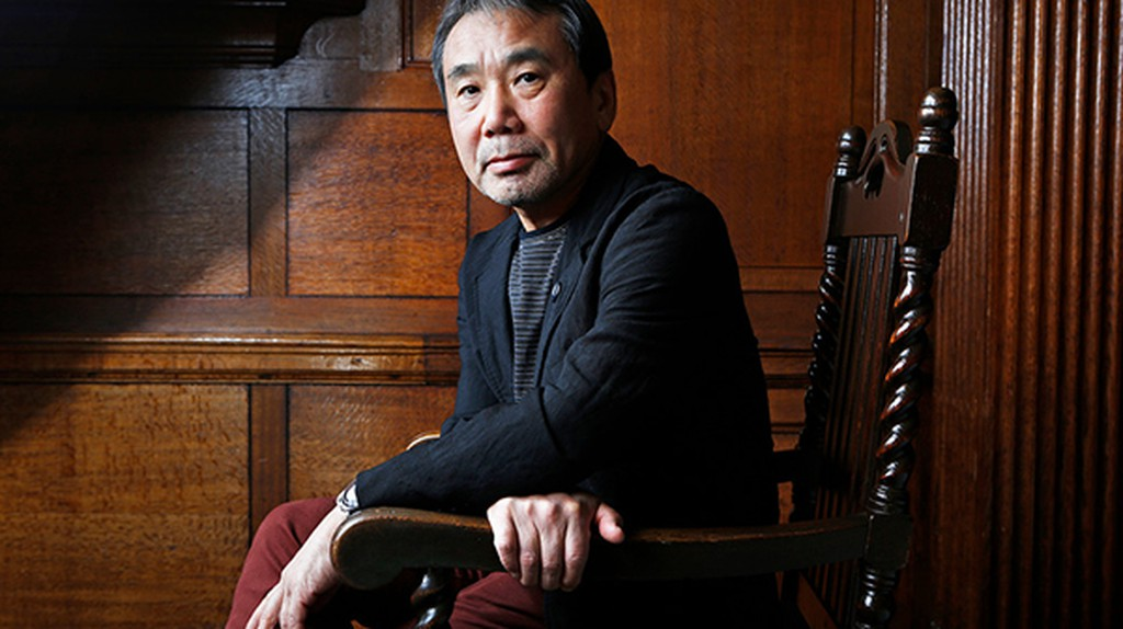 Haruki Murakami is the most recognised authors on the 2018 New Academy shortlist