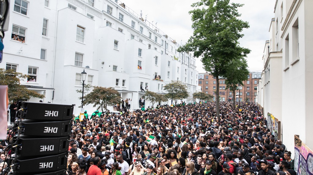 Rampage Sound at Notting Hill Carnival