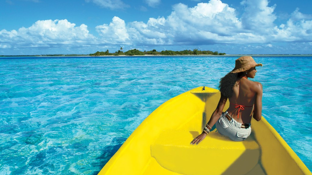 Explore the sister islands of Grand Cayman
