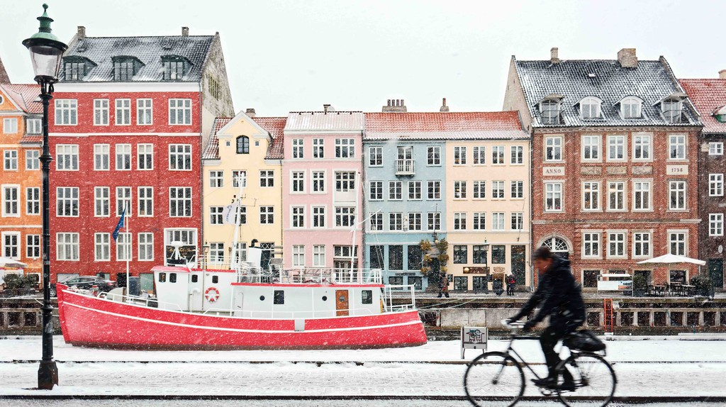 Denmark consistently ranks first in the world for work-life balance and employee satisfaction.