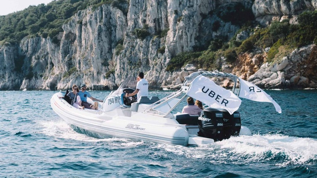Explore the Dalmatian Coast with UberBOAT