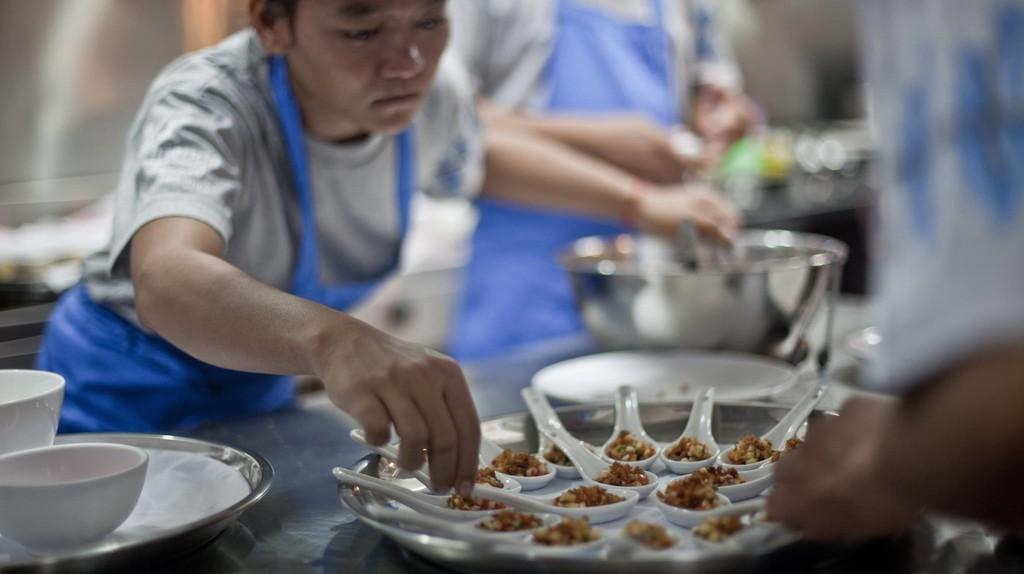 Marum Restaurant is a great social enterprise in Siem Reap