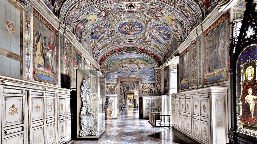 Biblioteca Apostolica Vaticana, Rome, Italy