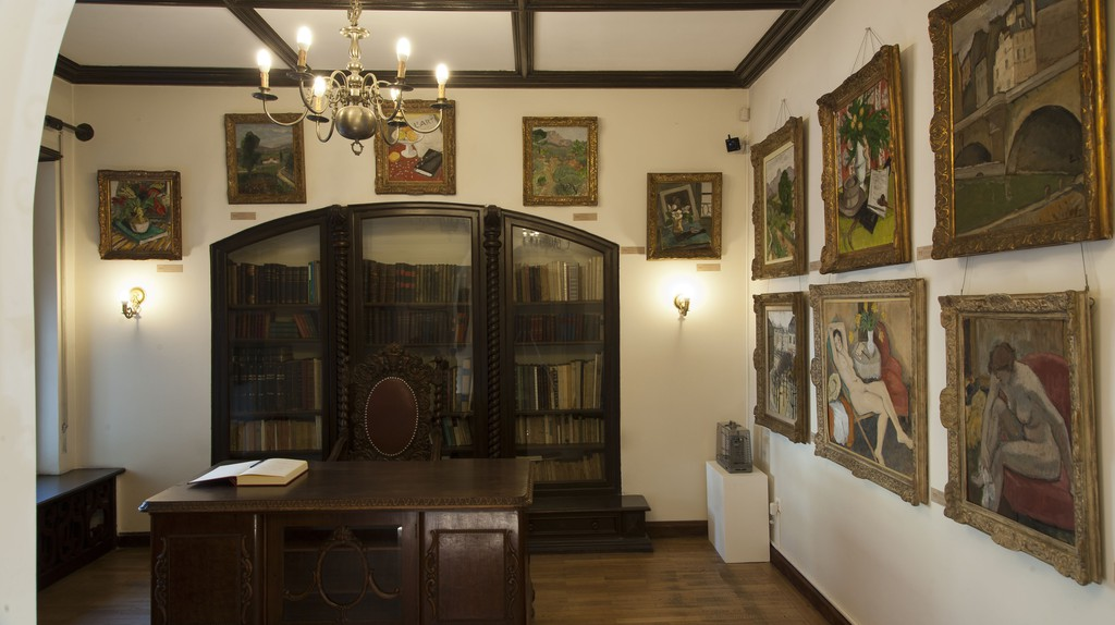 Zambaccian Museum is one of Bucharest's hidden treasures