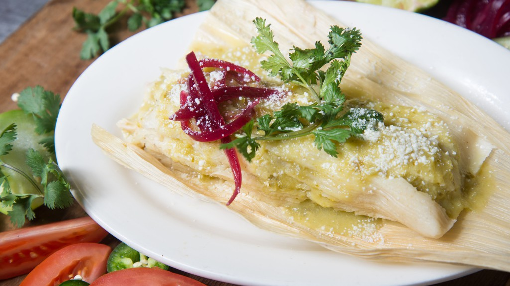Tamales are a traditional Mexican dish