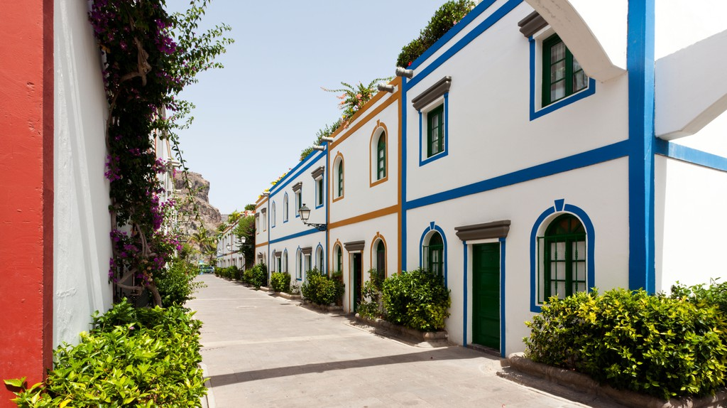 Gran Canaria is home to an array of interesting buildings