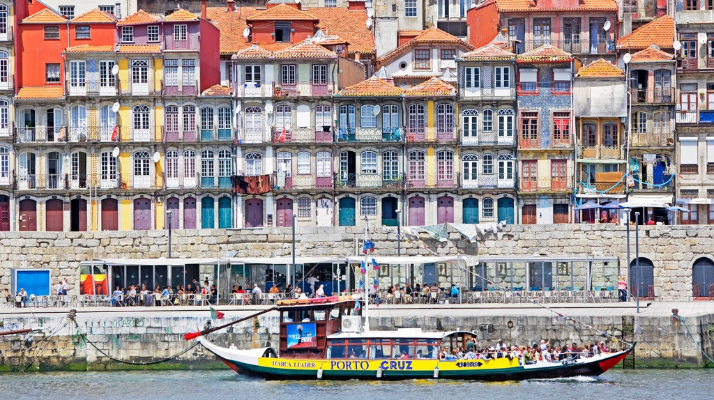 Porto is Portugal's second largest city