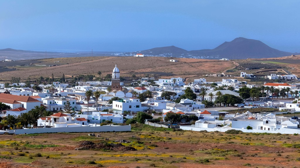 Teguise, Lanzarote, Canary Islands, Spain