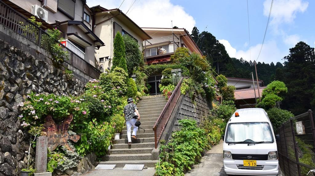 Mitake Mountain in Okutama