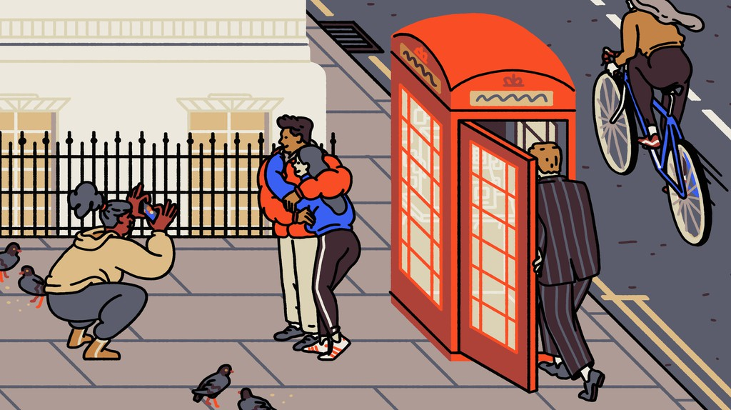 London Icons: The Red Telephone Box