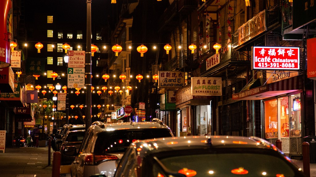 San Francisco's Chinatown: A Photo Story