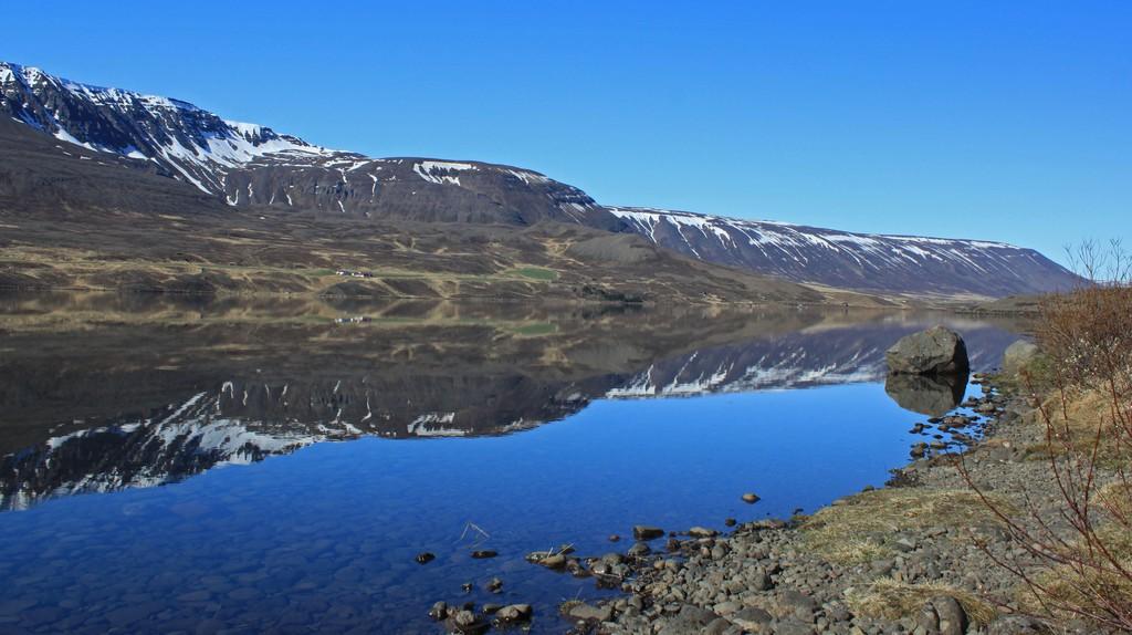 Akureyri is in North Iceland