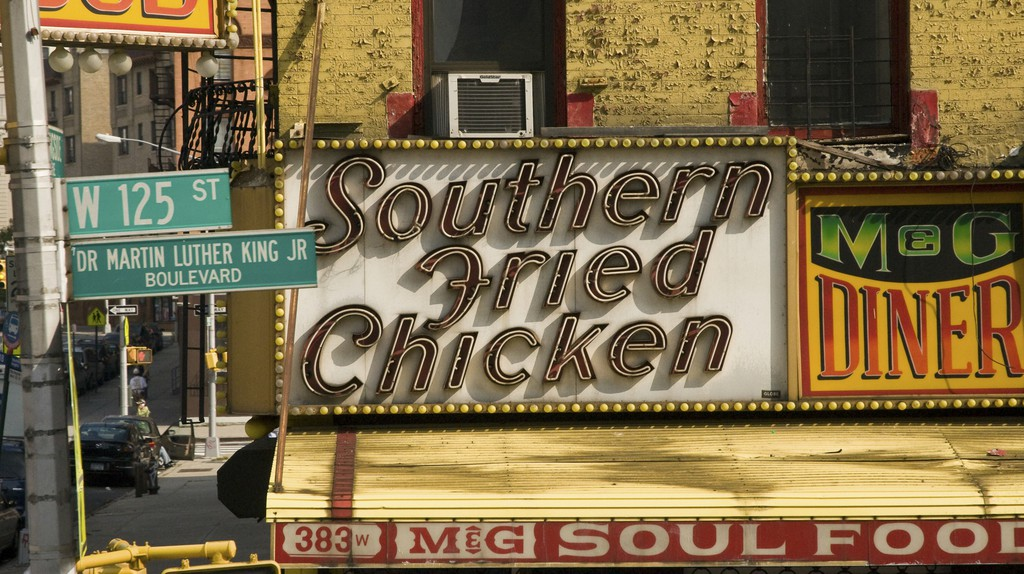 Harlem is a great place to find your fix of soul food
