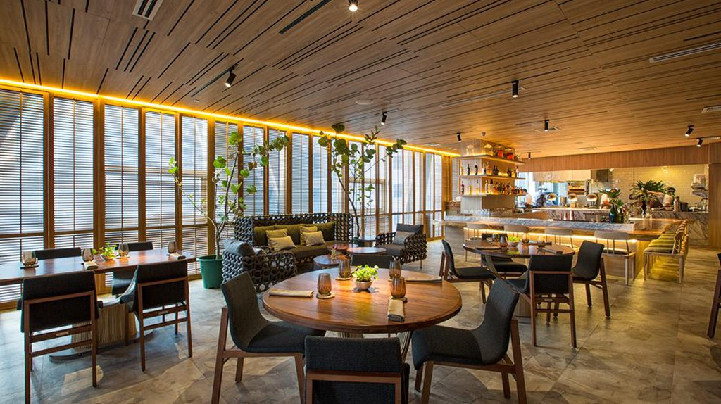 This award-winning restaurant serves a fusion of Spanish and Filipino cuisine
