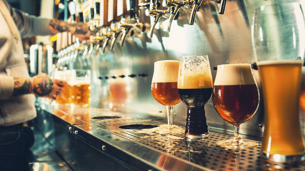 Discover some of the best craft beer in Williamsburg