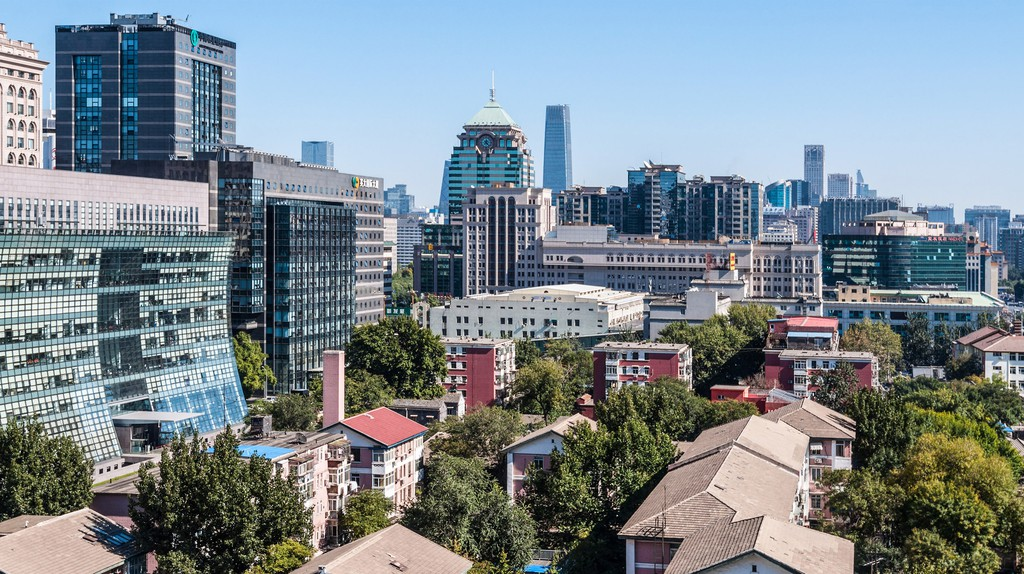 Spend the perfect day in Beijing's Central Business District