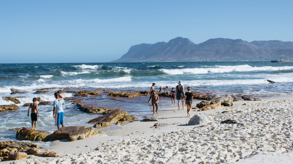 Kalk Bay, Cape Town, South Africa.