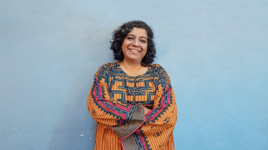 Chef Asma Khan is supporting marginalised women through the medium of food