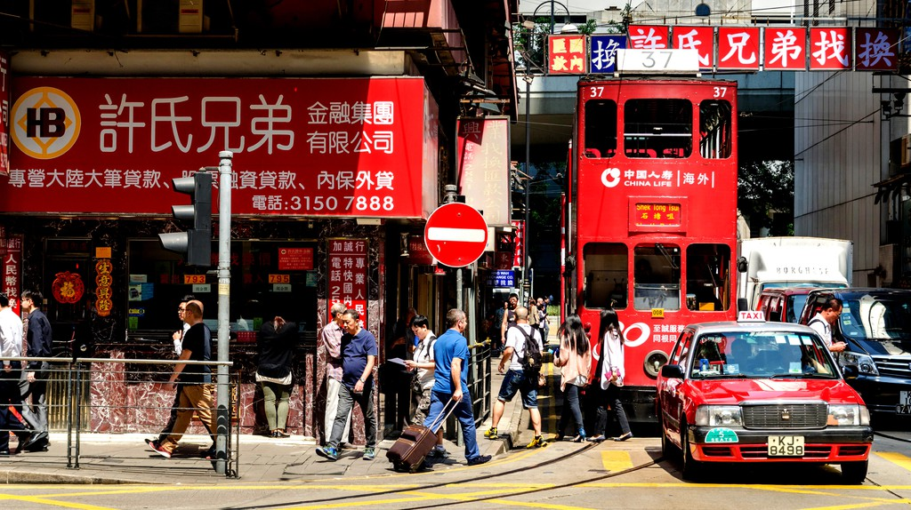 There's always something to see and do in Hong Kong