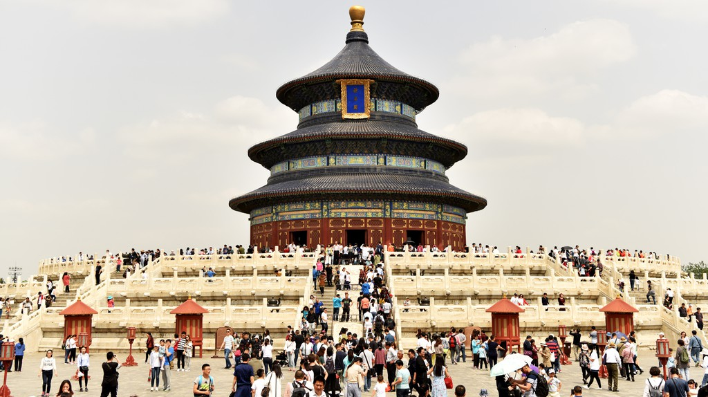 Beijing is a constant source of inspiration for writers