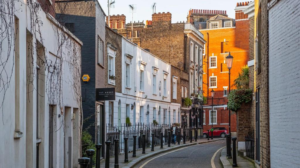 Tryon Street, Chelsea, London