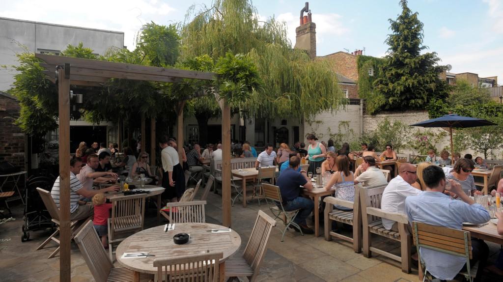 Islington has a bar or pub to suit every taste
