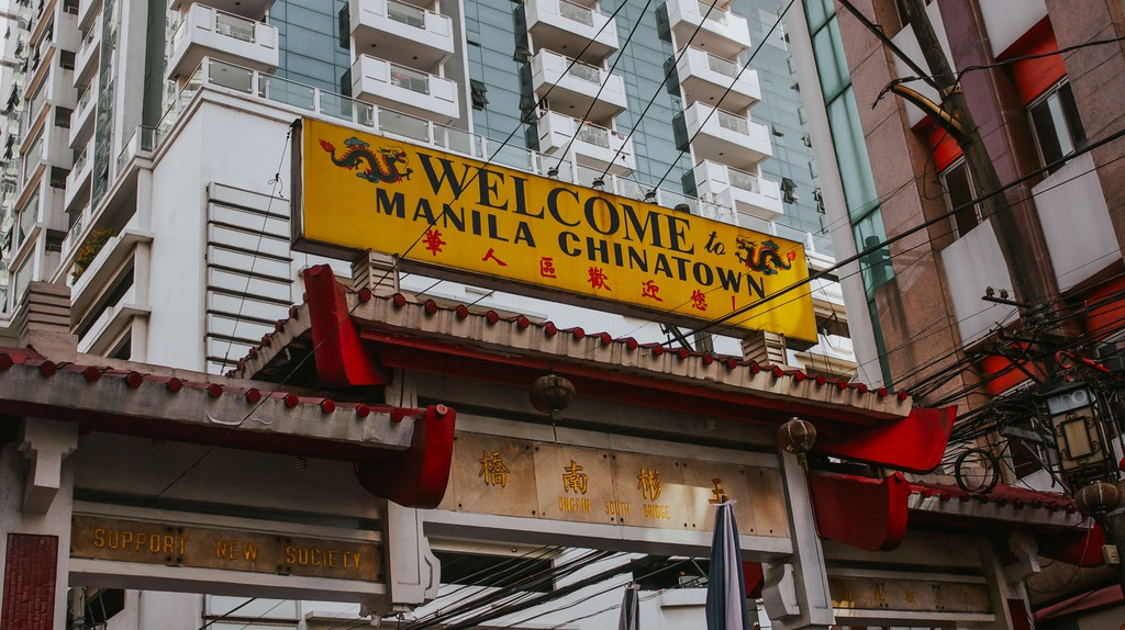 Binondo in Manila is the oldest Chinatown in the world