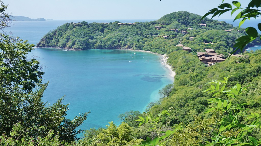 The Peninsula Papagayo in Guanacaste, Costa Rica