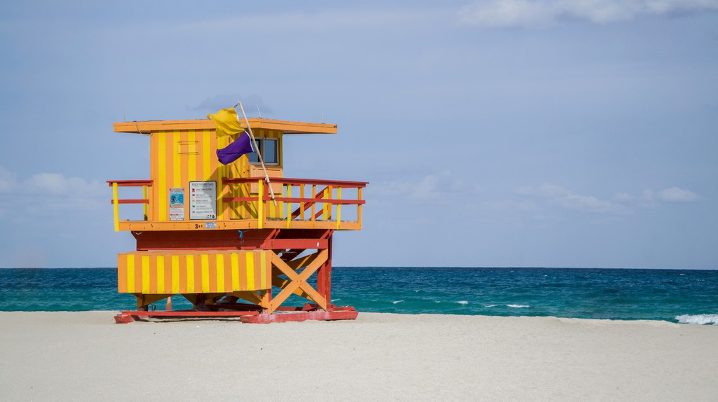 Miami is home to a number of first-class beaches