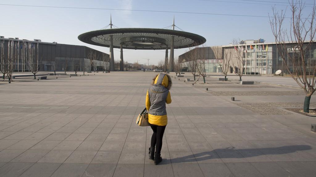 Zhongguancun is a thriving technology hub