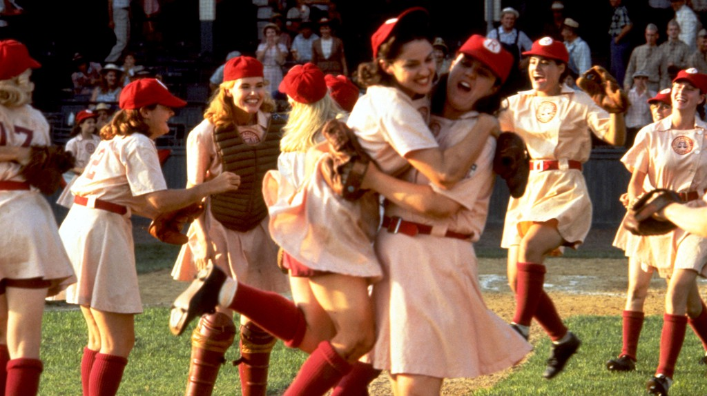 'A League of Their Own' (1992)