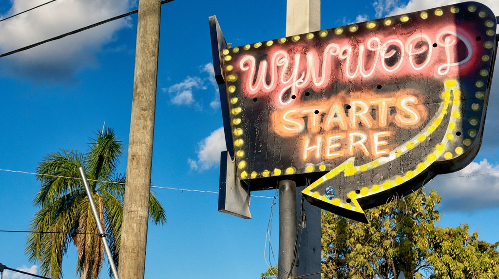 Wynwood is a hip neighborhood in Miami brimming with street art, galleries, bars and much more