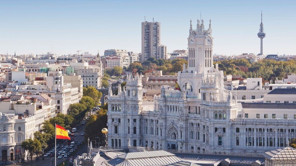 Madrid is among the world's major football cities