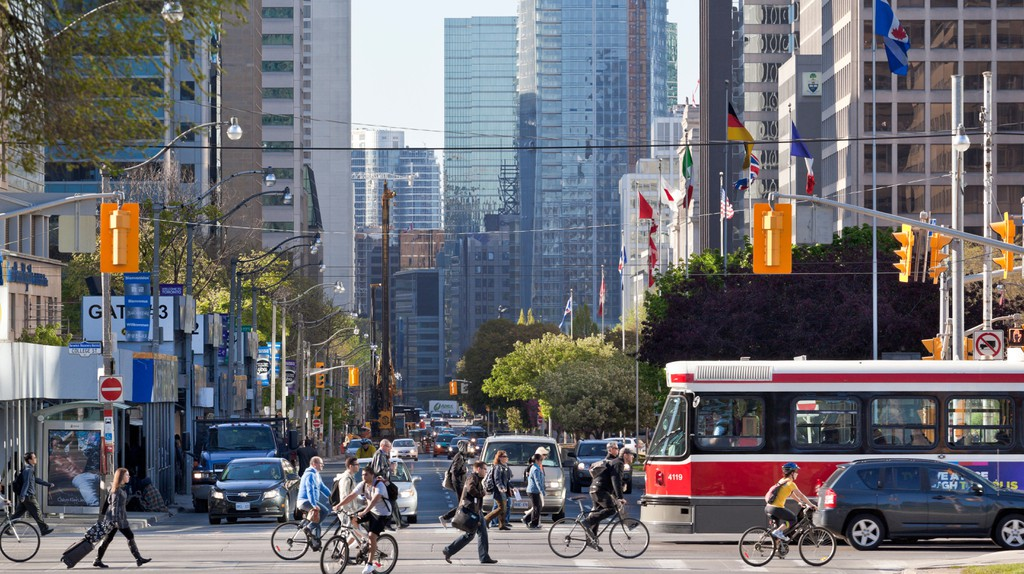 Toronto is a must-visit, vibrant, multicultural city