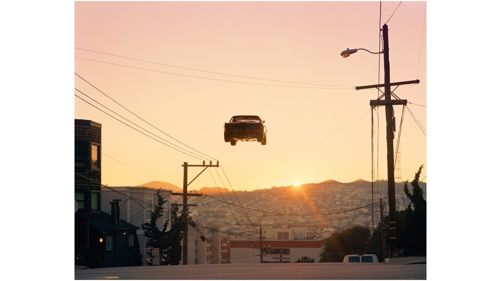 'Valley View,' 2013; from Matthew Porter: 'The Heights' (Aperture, 2019)