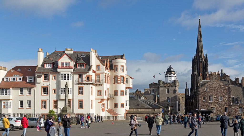 Many of Edinburgh's museums can be found in Old Town