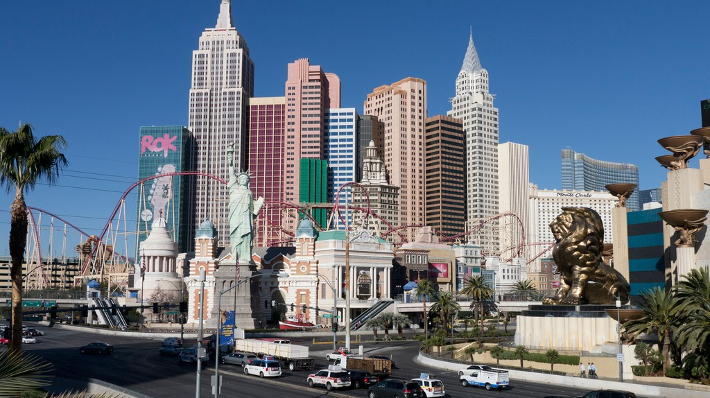 Make your first trip to Las Vegas an excellent one