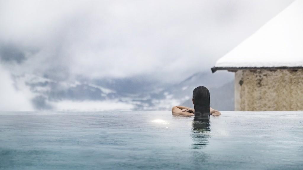 QC Terme Bagni Vecchi thermal spa in Bormio, Lombardy | Courtesy QC Terme