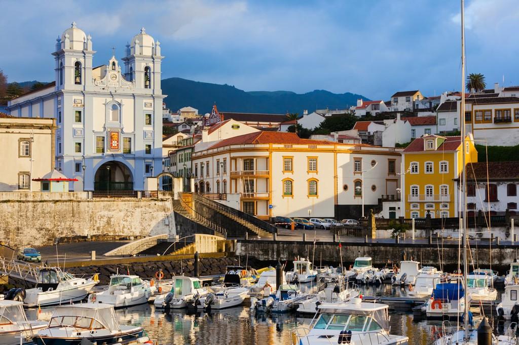 Angra do Heroismo - Portugal Muslim friendly Travel