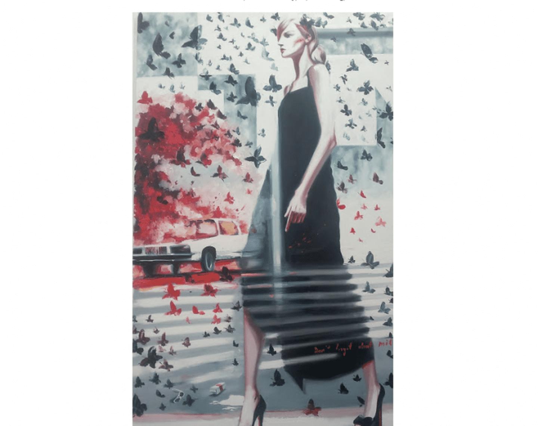 Marina Federovna painting