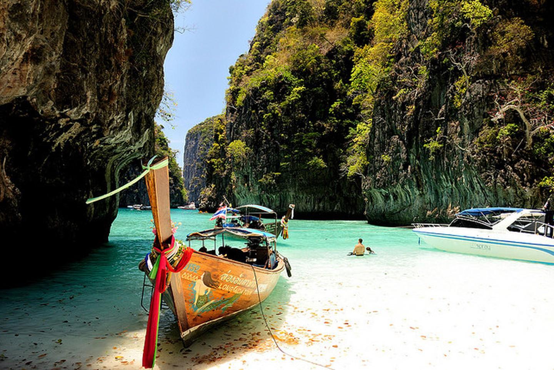 Ir a la playa Phuket
