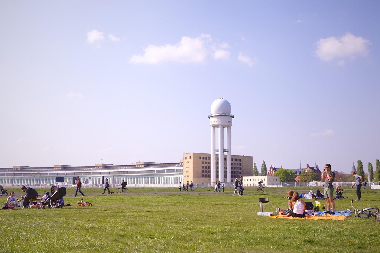 Berlin Tempelhof today | © idhren/flickr