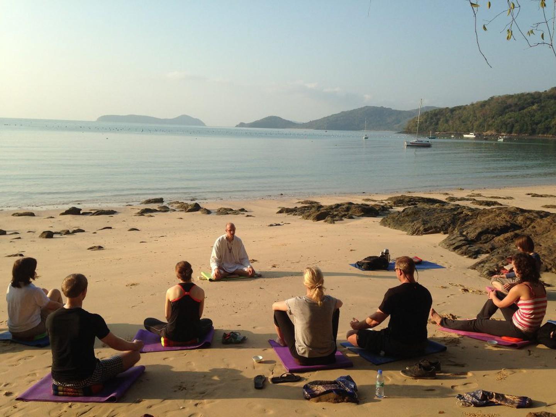 Centro de meditación de Phuket