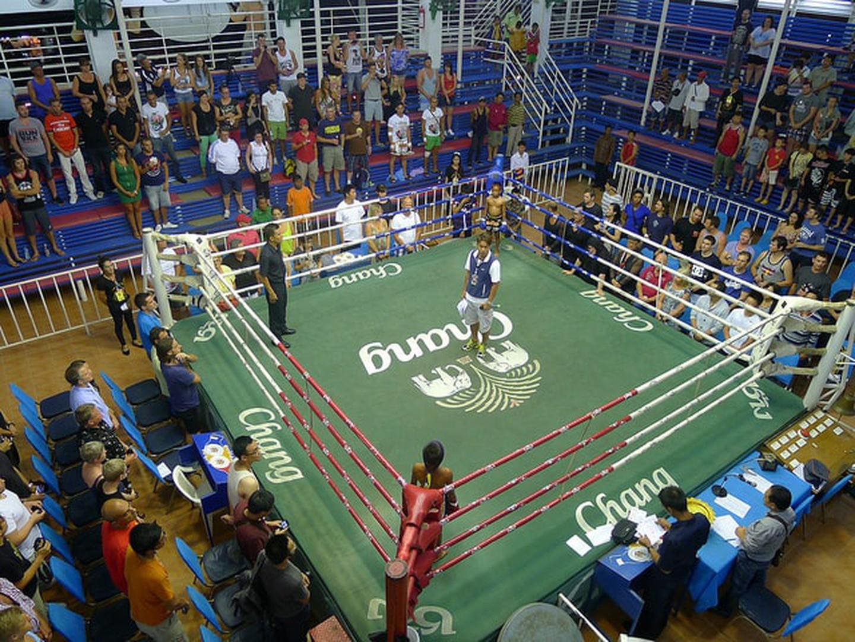 Boxeo tailandés