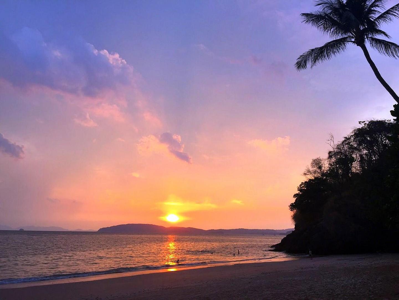 Playa Kata atardecer Kevin Veau / Flickr